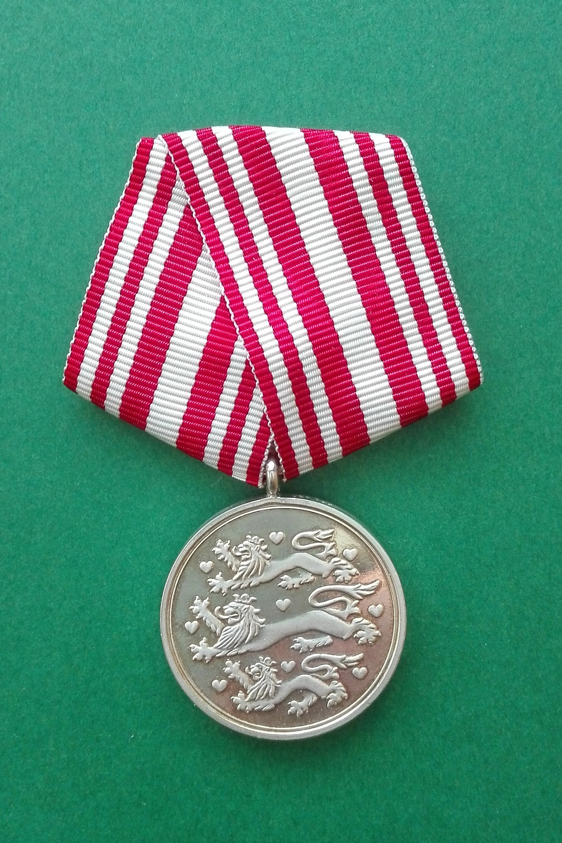 Forsvarets Medalje for International Tjeneste - Afghanistan
